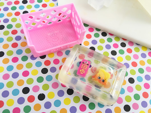 Make Your Own Shopkins Soap! - Sippy Cup Mom