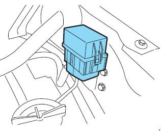 02 07 Ford F250 F350 F450 F550 Fuse Diagram