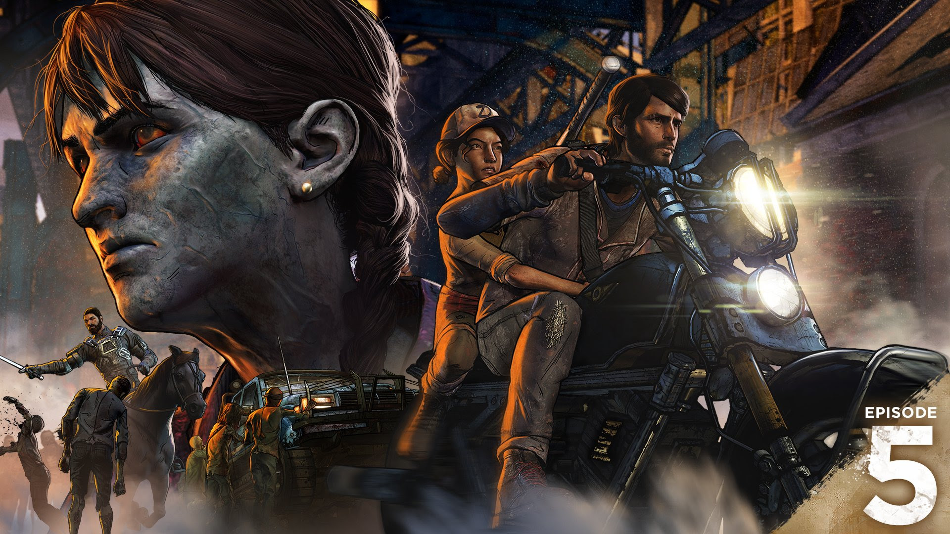Review: The Walking Dead: A New Frontier: From the Gallows screenshot