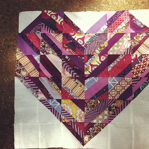 purple heart for do. Good Stitches