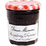 Bonne Maman Raspberry Preserves, 13 Oz (Pack of 6)
