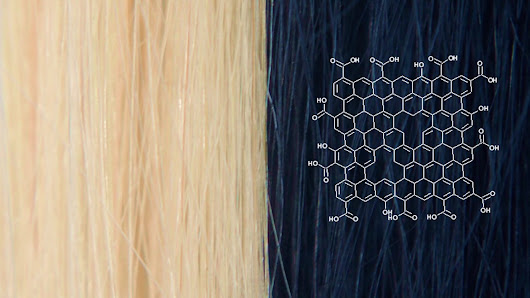 Graphene Hair Dye Is Coming, And It Looks Incredible