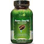Irwin Naturals Power to Sleep PM, Liquid Soft-Gels - 60 soft-gels