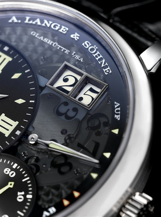 A. Lange & Söhne – ABC of Watch Brands - Jonathan's Watch Buyer