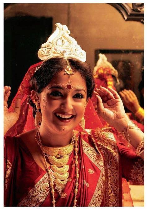 A WEDDING PLANNER: Real bengali brides, bong brides