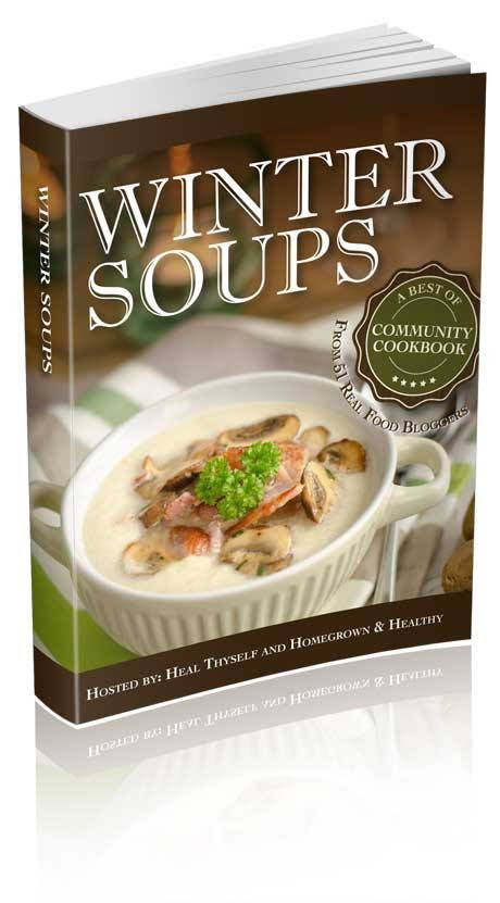 Winter Soups - cover