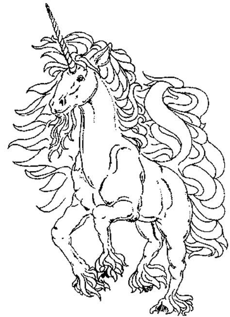Printable Coloring Pages Unicorn Einhorn 2018 Coloring Book For