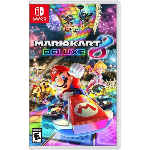 Mario Kart 8 Deluxe - Nintendo Switch Game
