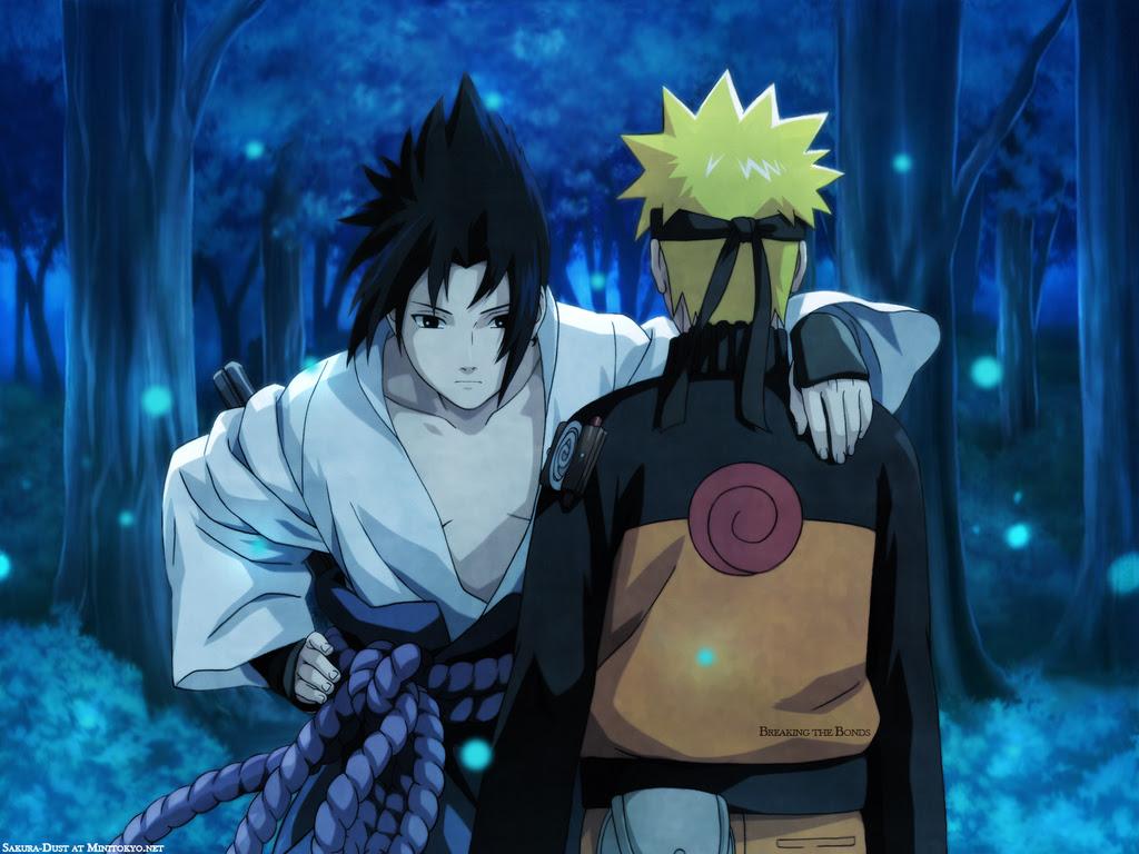 sasuke vs naruto Sasuke vs naruto Wallpaper 5629845 Fanpop