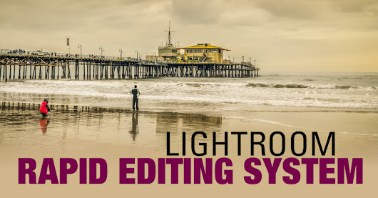 Lightroom Rapid Editing System in Action
