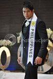 Manhunt International 2011 Philippines Ron Marvin Miranda