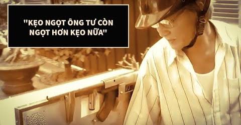 Chuyện nghề hơn 40 năm của huyền thoại kẹo kéo Tây Ninh