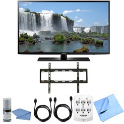 Samsung UN65J6200 - 65 inch Full HD 1080p 120hz Smart LED HDTV Flat Mount Bundle