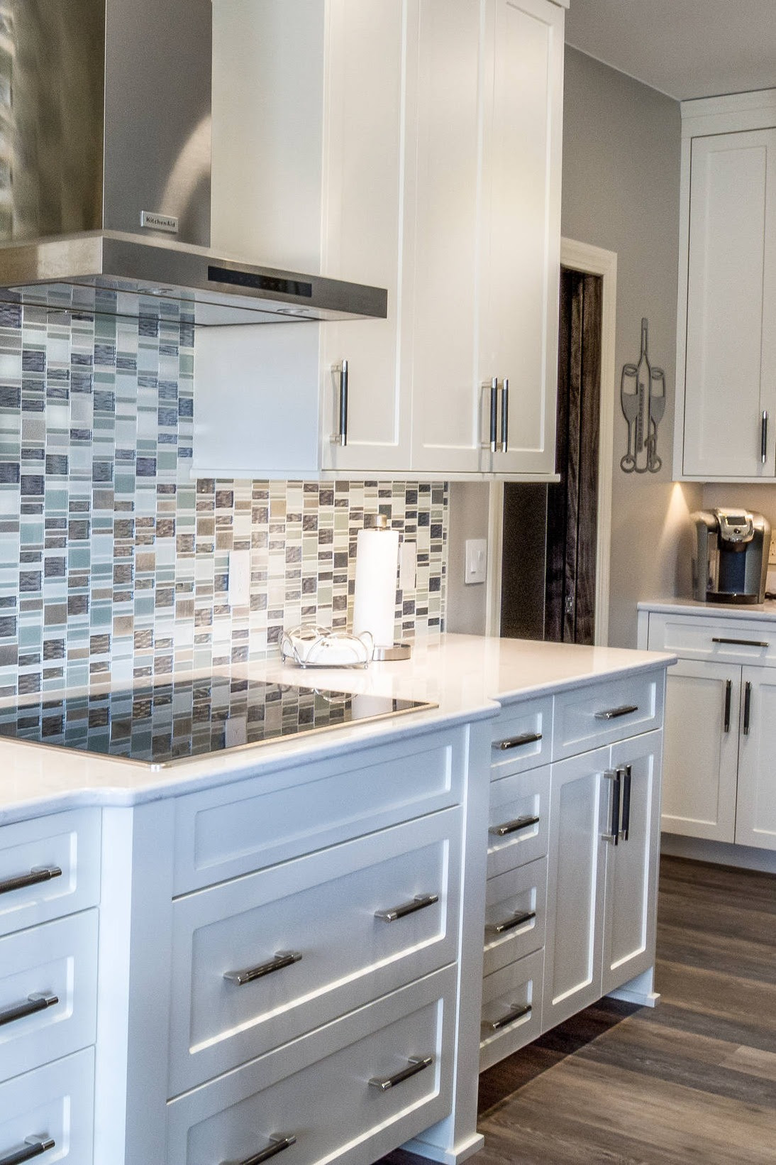 White Countertops With White Cabinets Countertopsnews