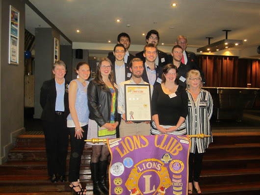 Epping Eastwood Leo Club Officially Formed - Epping Eastwood Lions Club