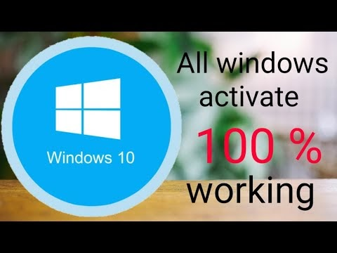 how to activate all windows free
