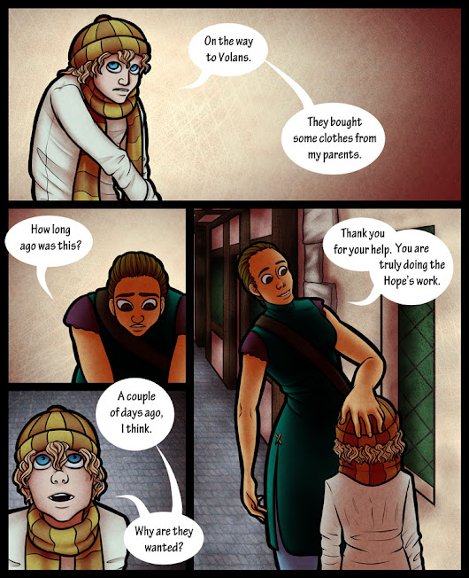 Eternity Complex Comic | Will Fae find Eternity before she developes a Complex