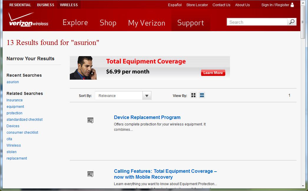 Insurance Claims: Verizon Insurance Claims