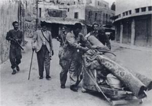 Profughi arabi di Haifa