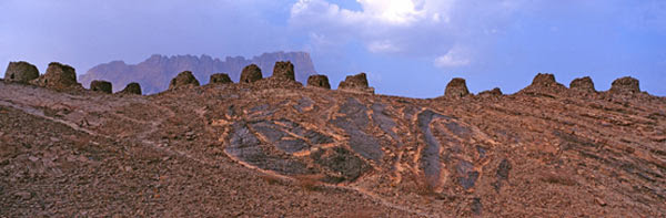 Colmena 'Tumbas', Qubur Juhhal en Al Ayn, Omán