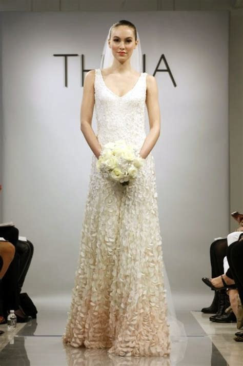 Theia Couture Designer Bridal Gown   Sell My Wedding Dress