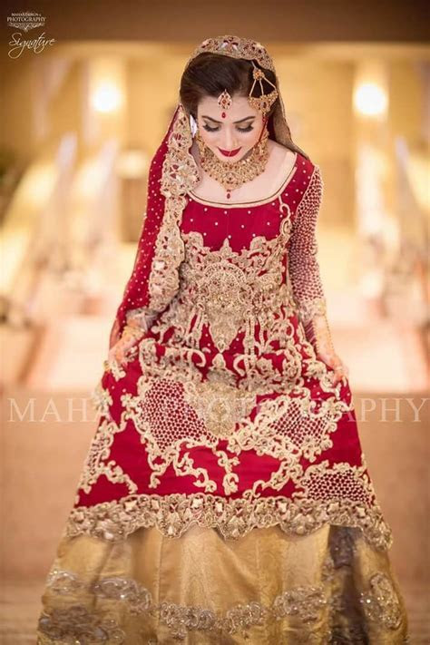 Pakistani Bridal Dresses 2018   Latest Mehndi, Barat