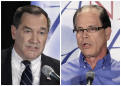 Democratic senator's rhetoric in Indiana bid resembles Trump
