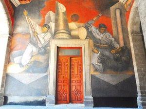 Muralismo De Rufino Tamayo