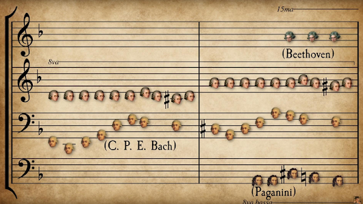 Some complete genius has created a piece of music from 33 different classical composers – and it sounds amazing