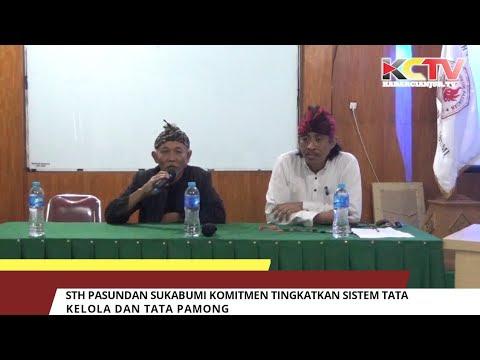 STH Pasundan Sukabumi Komitmen Tingkatkan Sistem Tata Kelola Dan Tata Pamong