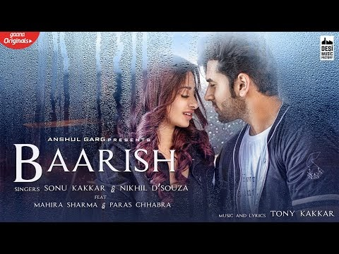 Baarish Video Song