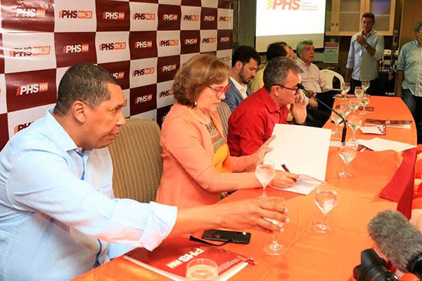 Resultado de imagem para Deputada federal Zenaide Maia oficializa filiação ao PHS neste sábado