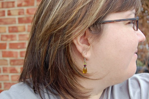 Earrings from Nicol