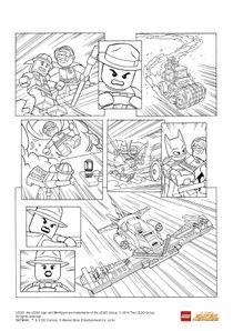 Coloriages Lego Batman 3 à Imprimer Coloriages Divers