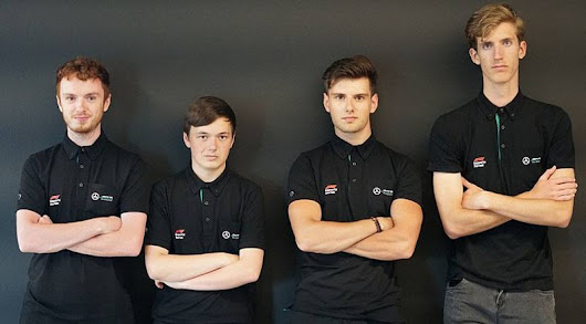 Mercedes-AMG Forms eSports Team Ahead of F1 eSports Series - Motoraty