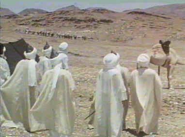 Imagen de la película Mahoma el Mensajero de Dios, Distribuida por MANGA FILMS