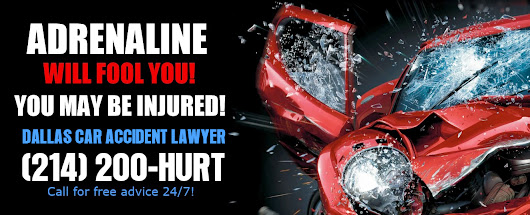 Car Accident Attorney in Dallas