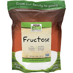 Now Foods FRUCTOSE 3 LB