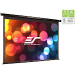 "Elite Screens ELECTRIC90X Spectrum Series 90"" 16:10 Maxwhite Projection Screen"