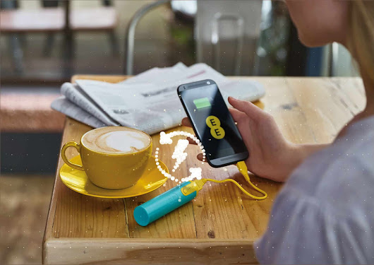 EE Offering Customers A Free Rechargeable 2,600mAh Power Bar With Unlimited Swaps In-Store | Androidheadlines.com