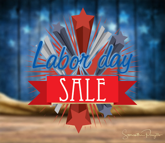 Check out the Labor Day Sales!!