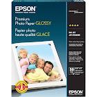 "Epson Premium Photo Paper, 8.5"" x 11"" - 50 sheets"