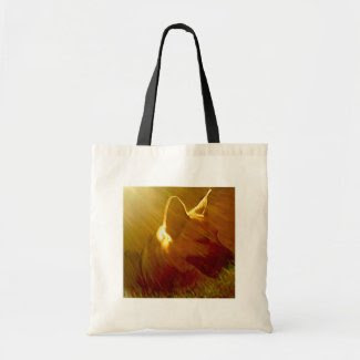 Shine On Me German Shepherd #1 bag