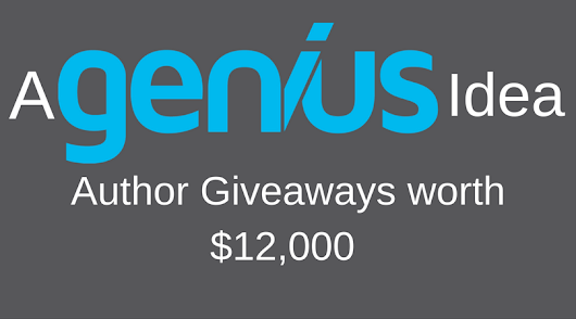 Authors Giveaway