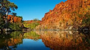 West-Australië continent