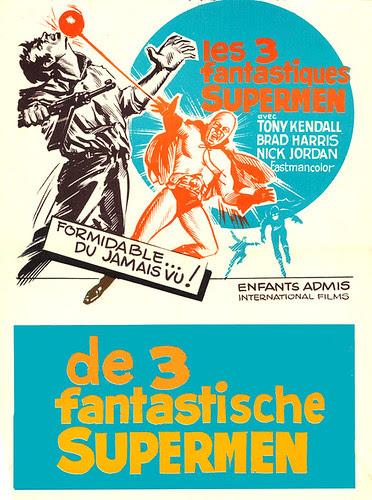 1967 - I Fantastici 3 Supermen 03 - 1967