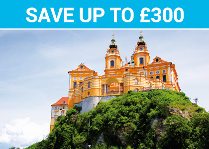 Save up to £300 - A Danube Sojourn