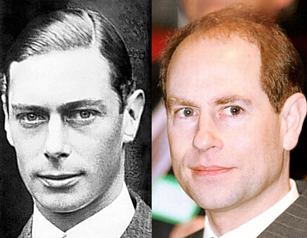 King George VI / Prince Edward