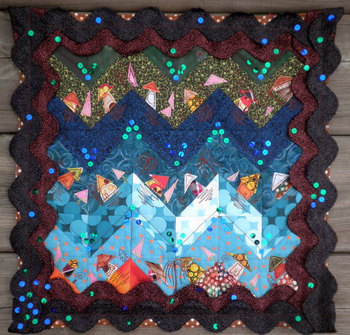 ENTRY - Welcome to the Village of Zig and Zag - Project QUILTING - Season 3, Challenge 6
