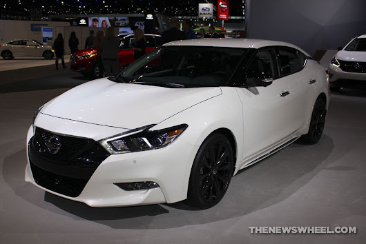 2018 Nissan Maxima Praised as One of the Best Four-Door Sports Cars in 2018 by US News